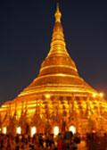 Shwedagon-Pagoda-Night
