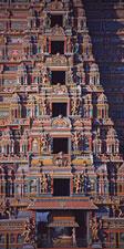 Vishnu Temple of Srirangam