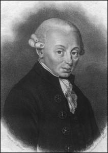 Kant, Immanuel (Иммануил Кант)
