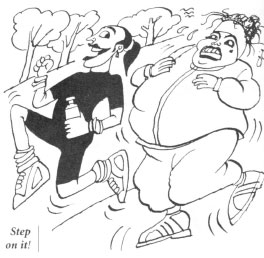 Идиомы. Losing weight.