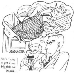 Идиомы. Big fish